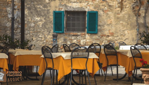 Discover Coffee Culture in Italy