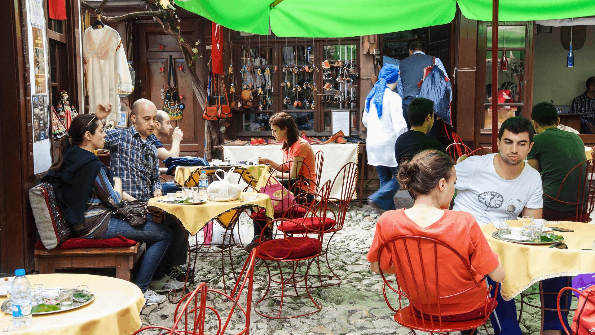 turkish market coffee