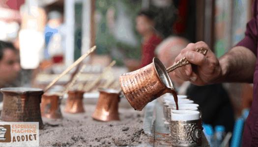 Coffee Culture in Turkey