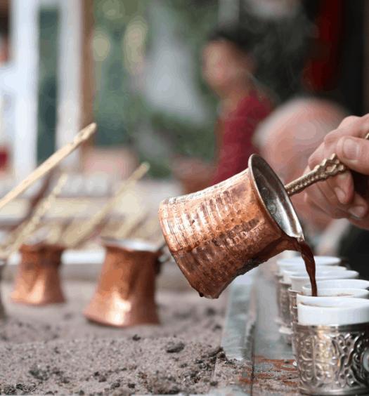 turkey coffee culture