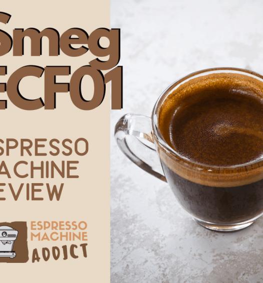 Smeg ECF01 Espresso Machine Review